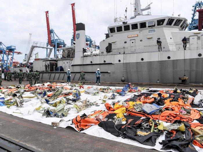 Pencarian Korban Jatuhnya Pesawat Sriwijaya Air Resmi Ditutup