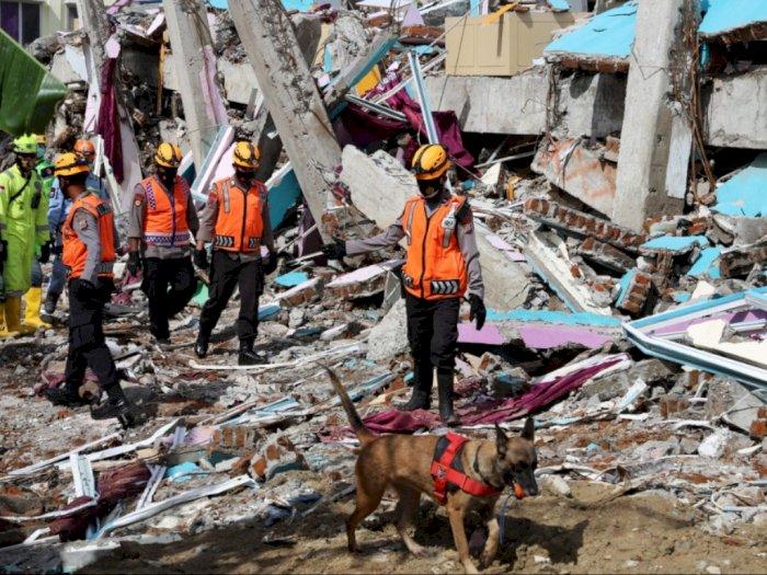 Astaga! Belum Sampai Sebulan, Indonesia Sudah Ditimpa 185 Kali Bencana pada Tahun Ini