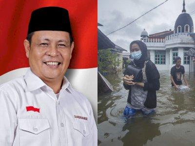 Gubernur Kalsel Jawab Kritikan Banjir Kalsel dengan Somasi, Ancam Netizen Pakai UU ITE