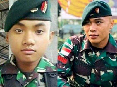 TNI Berduka, Dua Prajurit Pratu Roy dan Pratu Dedi Gugur, Ditembak KKB Usai Salat Subuh
