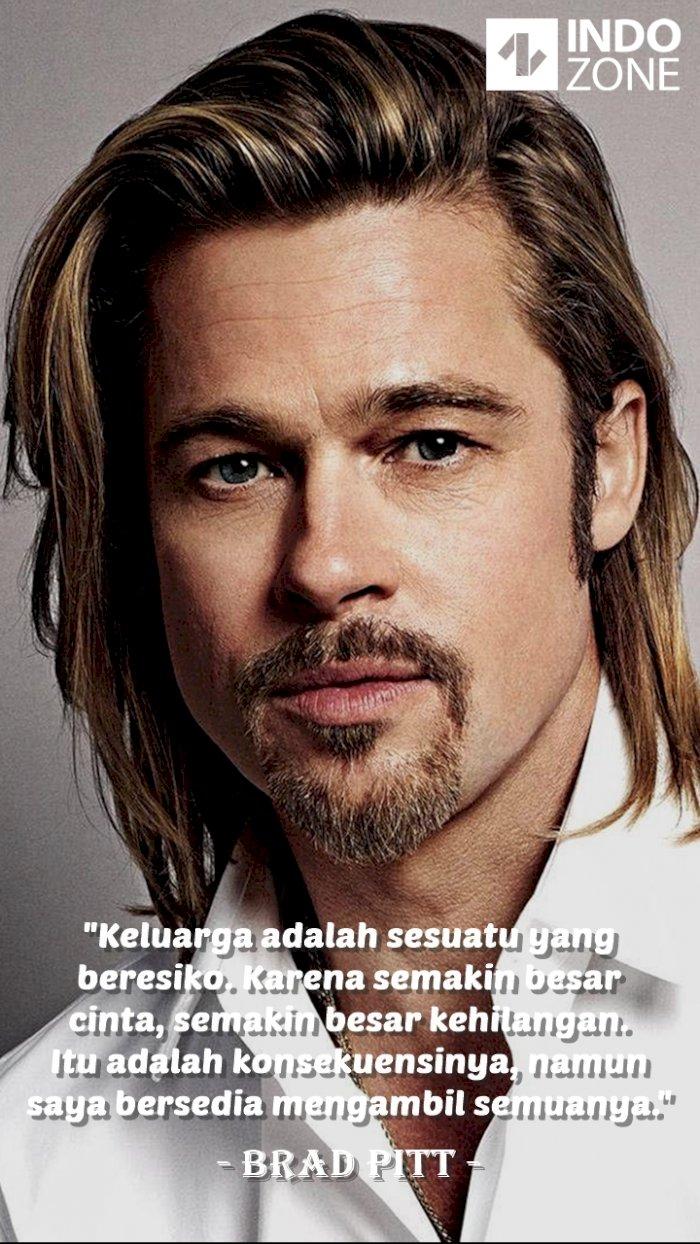 Kutipan (quotes) Brad Pitt