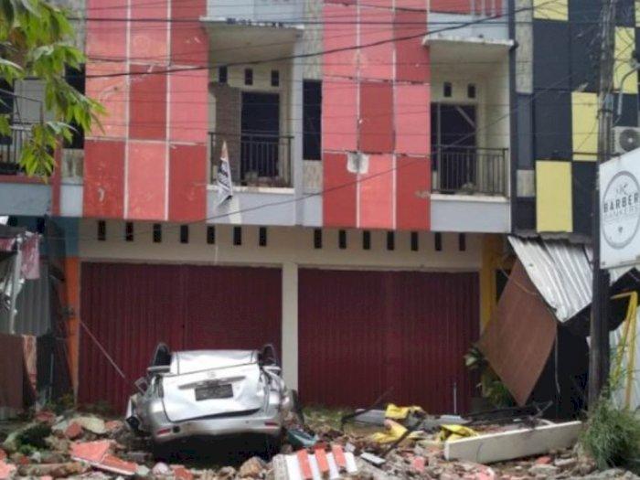 Pascabencana Gempa Bumi di Sulbar, Kementerian Keuangan Prediksi Rugi Capai Rp494 miliar