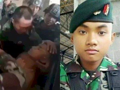FAKTA: Dua Prajurit TNI Ditembak KKB Setelah Melaksanakan Salat Subuh