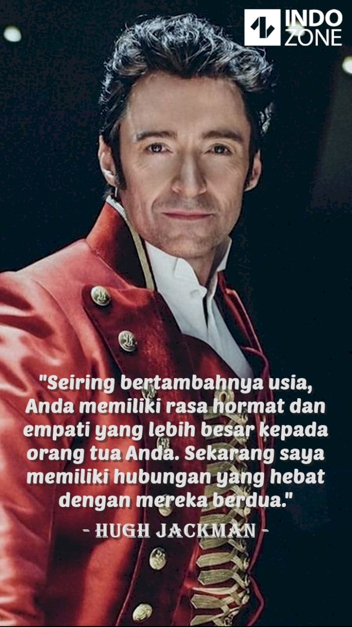 Kutipan (quotes) Hugh Jackman