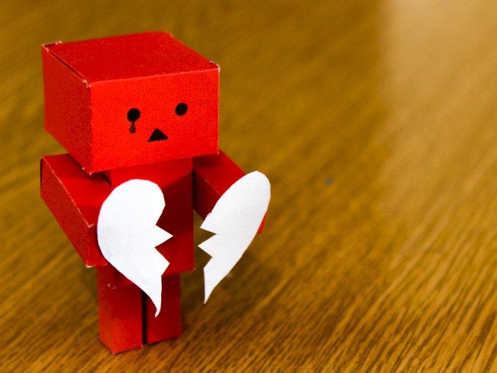 Ternyata, Patah Hati Juga Memberikan Efek Negatif untuk Tubuh