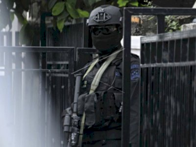 2 Terduga Teroris Ditangkap Densus 88 di Aceh
