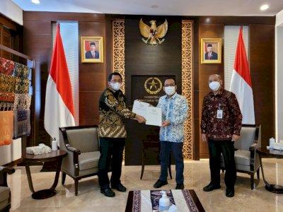 Resmi! DPR Kirim Surat Persetujuan Listyo Sigit Jadi Kapolri ke Presiden Jokowi