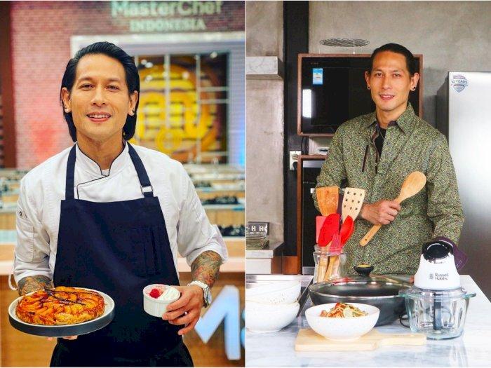 Chef Juna Umumkan Positif Covid-19, Tak Bisa Ikut Rayakan Ultah Kekasih