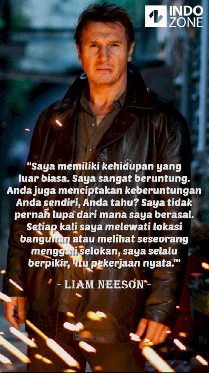 Kutipan (quotes) Liam Neeson