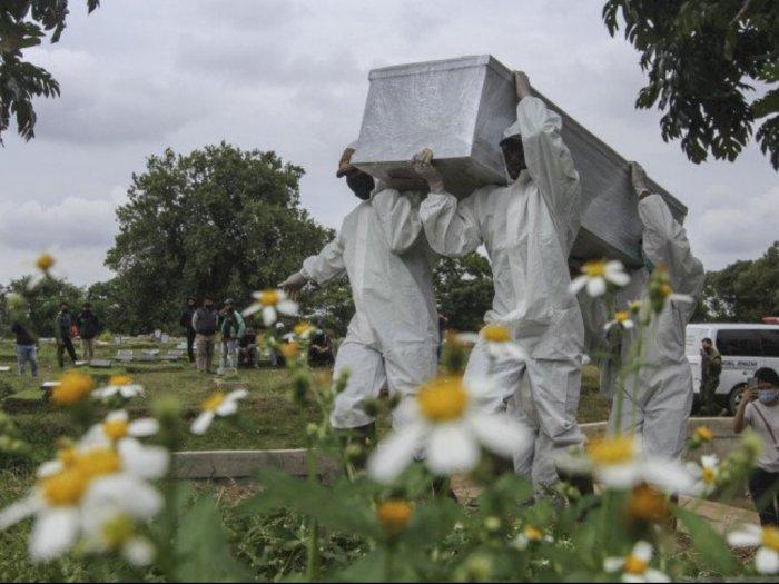 Fakta Lahan Baru Pemakaman Pasien Covid TPU Bambu Apus Senilai Rp185 Miliar, Disorot Dewan