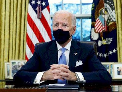Jadi Presiden, Biden Pastikan Amerika Serikat Akan Kembali Bergabung ke WHO