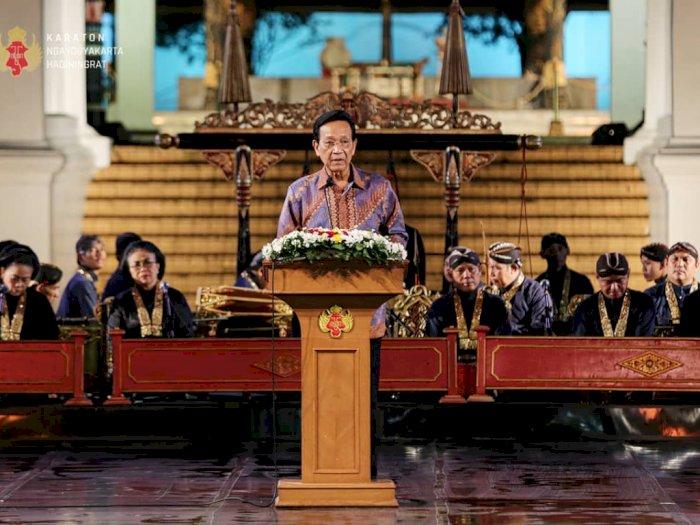Sri Sultan Hamengku Buwono X Pecat Kedua Adiknya: Masak Cuma Gaji Buta