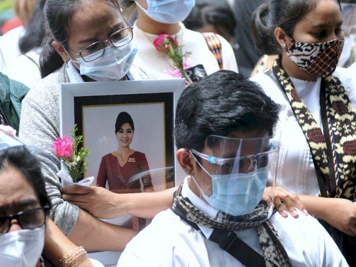 DVI Polri Lanjutkan Proses Identifikasi Korban Sriwijaya Air, Meski Pencarian Dihentikan