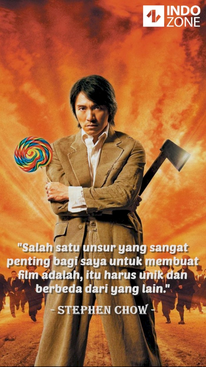 Kutipan (quotes) Stephen Chow