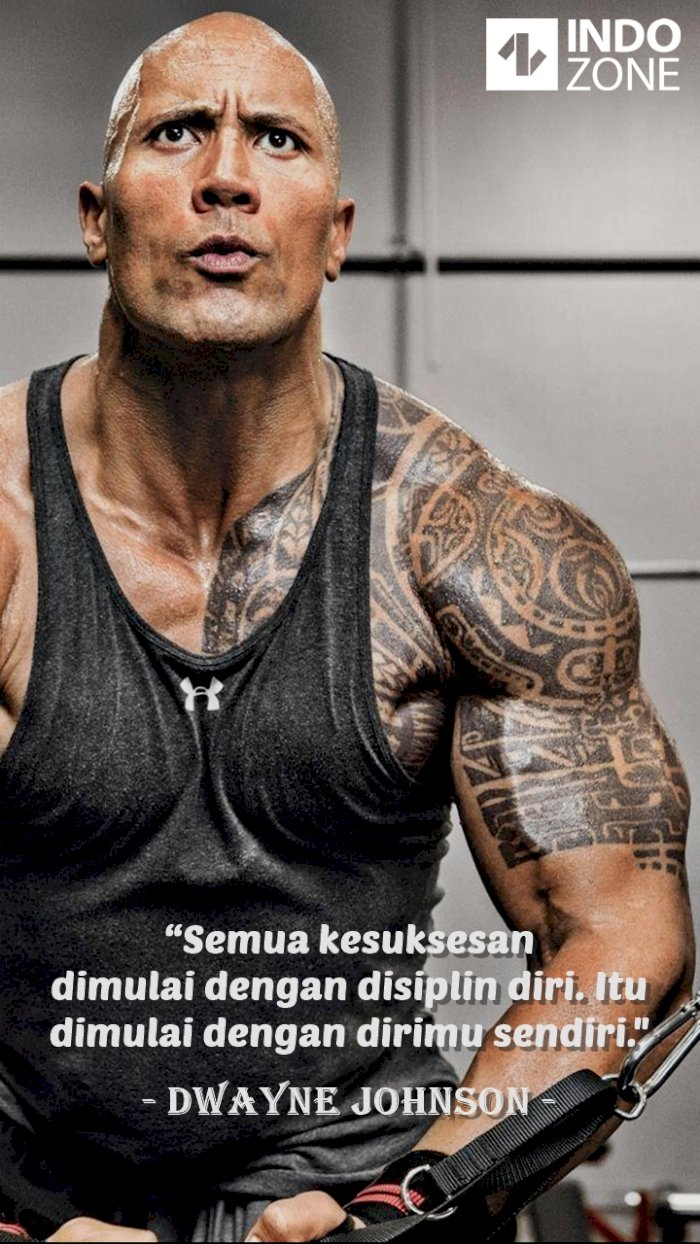Kutipan (quotes) Dwayne Johnson