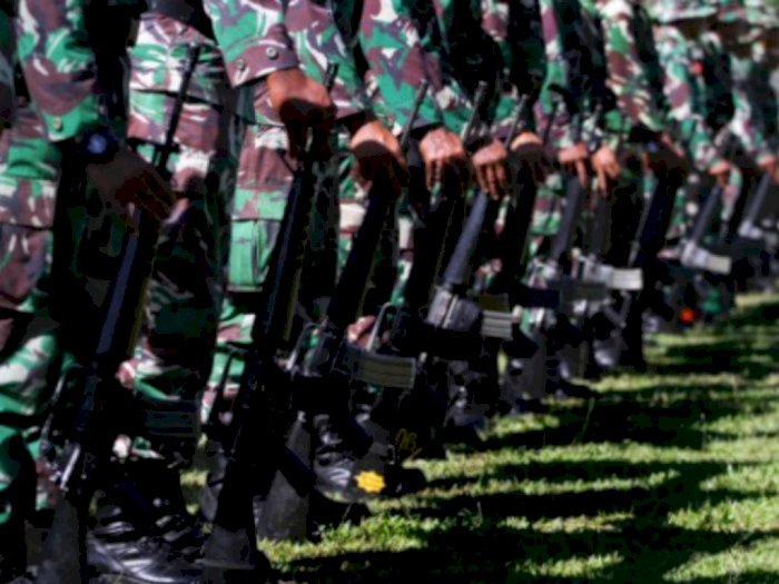 Pembentukan Komcad TNI Bakal Perkuat Pertahanan Negara, Bukan Jadi Tentara Bayaran