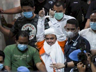 Rizieq Shihab Dilaporkan ke Polisi, Dituduh Gunakan Lahan Tanpa Izin di Megamendung