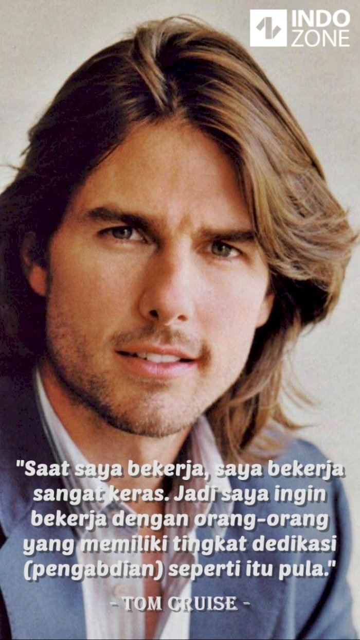 Kutipan (quotes) Tom Cruise
