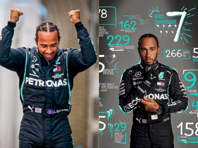 CEO F1: Saya Tak Yakin Lewis akan Bertahan di F1 2021
