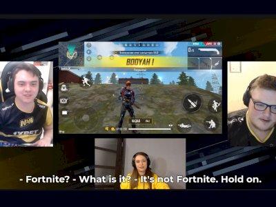 Ketika Pemain CS:GO NaVi Disuruh Tebak Judul Game Mobile dari Screenshotnya
