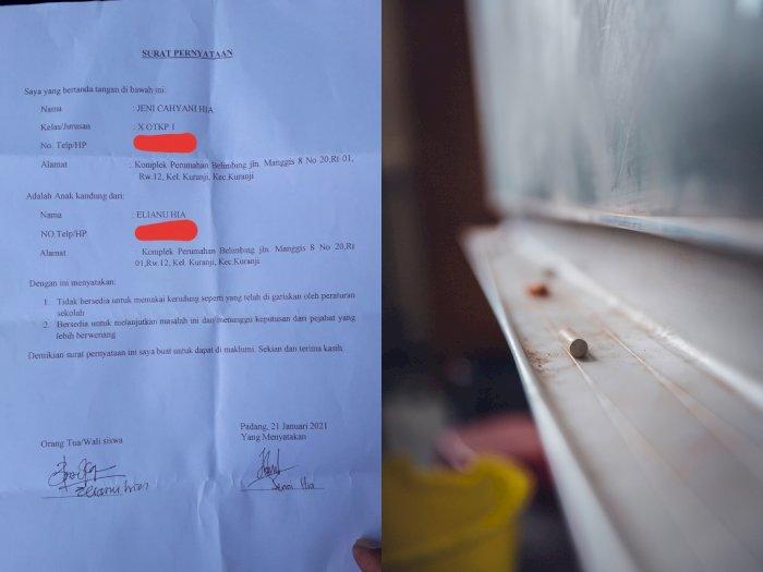 Sempat Viral Siswi Nonmuslim di Padang Diminta Pakai Jilbab, Ini Jawaban Kepala Sekolah