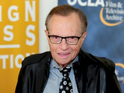 Presenter TV Legendaris Larry King Meninggal Dunia