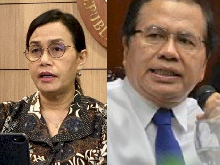 Utang Negara Tembus Rp6 Ribu Triliun, Rizal Ramli Sebut Menkeu Sri Mulyani Ugal-ugalan