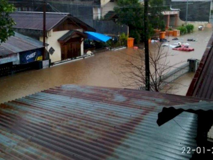 Berita Duka! 8 Kecamatan di Manado Diterjang Banjir, 3 Warga Meninggal dan 1 Orang Hilang