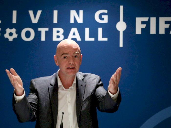 FIFA Putuskan Tidak Akui Liga Super Eropa, Jika Ada Klub Terlibat Siap-Siap Dihukum Berat