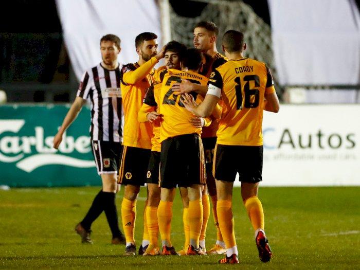FOTO: Piala FA, Chorley vs Wolves 0-1
