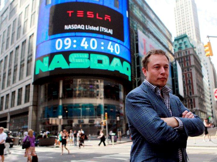CEO Tesla Janjikan Hadiah Bagi yang Bisa Kembangkan Teknologi Penangkap Karbon