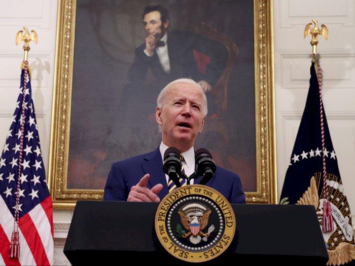 Buat Tindakan Nakal Terakhir, Trump Memaksa Joe Biden untuk Menunggu di Luar Gedung Putih