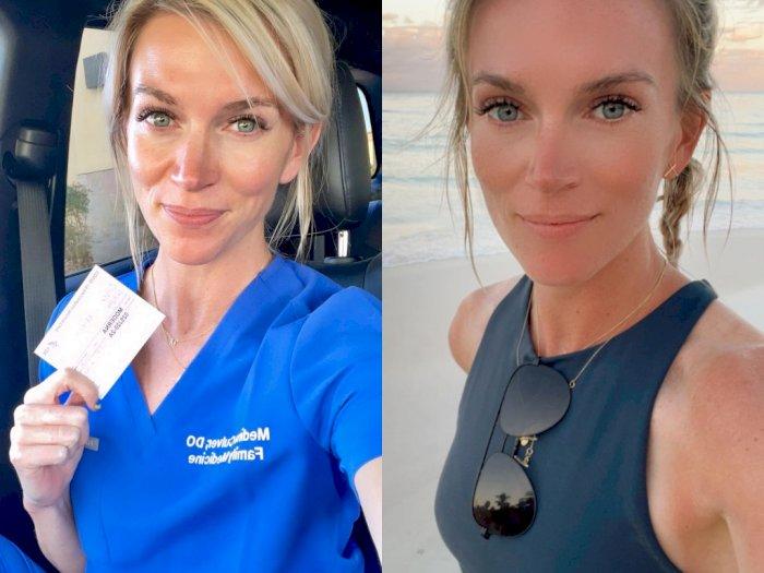 Wanita Berusia 30 Tahun Ini Diminta untuk Tak Jadi Dokter karena Dianggap 'Terlalu Cantik'