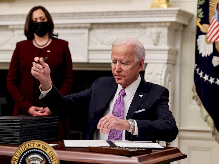 Usai Biden Dilantik, Kelompok Radikalisme Bersenjata Dikhawatirkan Meningkat di AS