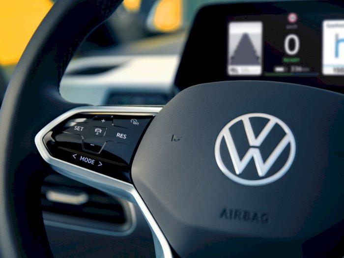 Karena Masalah Emisi, Volkswagen Didenda Sebesar  100 Juta Euro