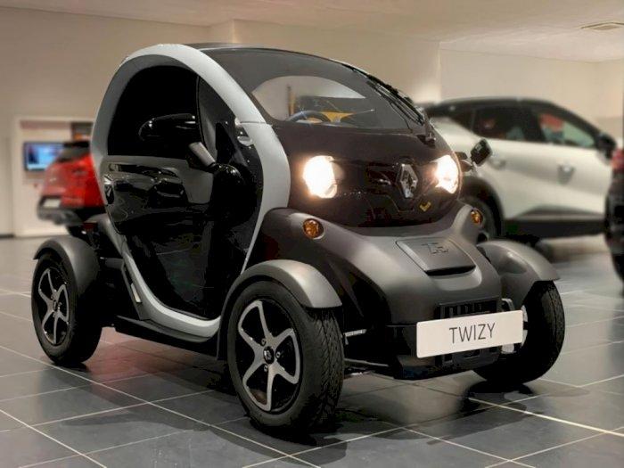 Renault Twizy, Mobil Listrik Mungil Seharga 480 Juta Kini Hadir di Indonesia