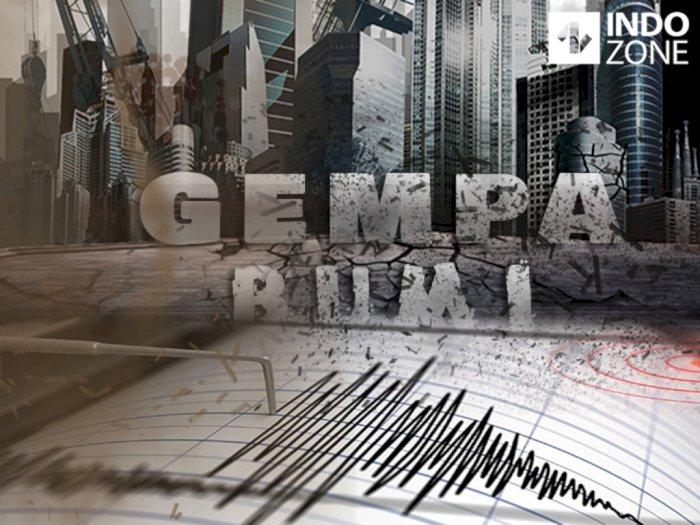 BMKG Ingatkan Warga Tetap Waspada Potensi Gempa di Sulawesi Tenggara