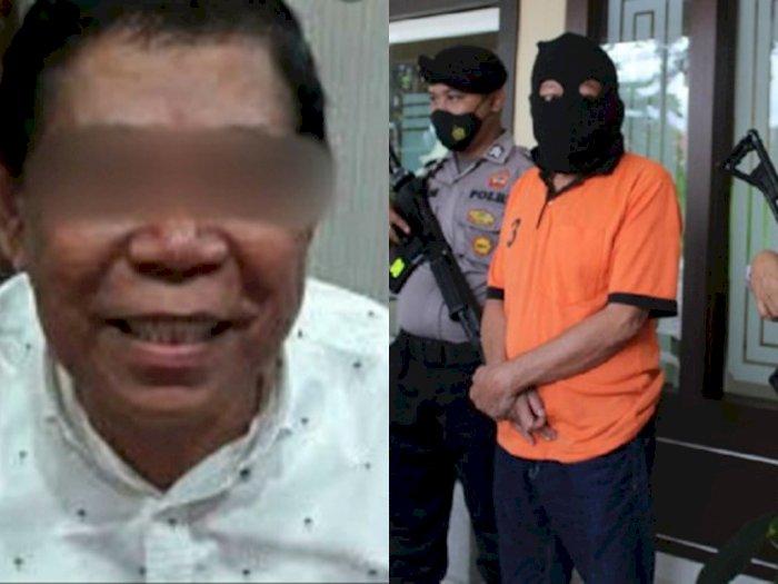 Cerai dari Istri, Mantan Anggota DPRD Malah Cabuli Anaknya, Katanya Cuma Lepas Rindu
