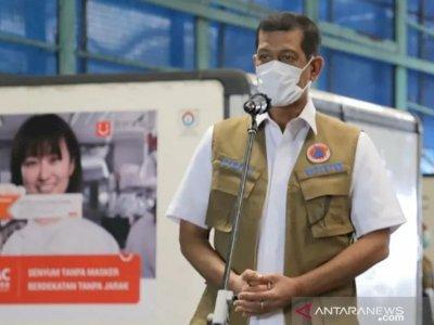 Ketua Satgas Covid-19 Doni Monardo Positif Corona, Tegaskan Sudah Patuh Protokol Kesehatan