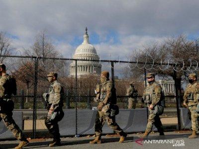 Lebih dari 150 Garda Nasional di Washington Positif Terpapar COVID-19
