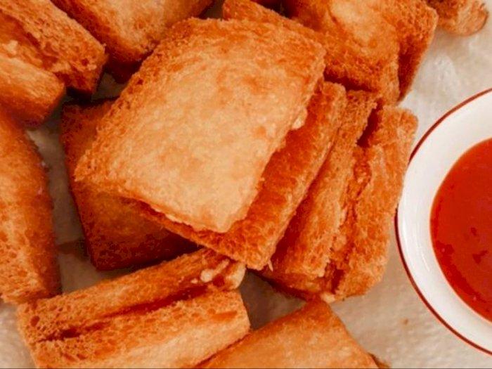 Mian Bao Xia, Roti Tawar Goreng Isi Udang untuk Temani Minggu Siang Kamu