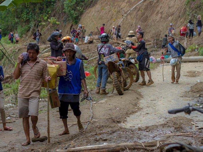 Dokter Sebut Masih Banyak Masyarakat di Lokasi Bencana Abai Akan Protokol Kesehatan