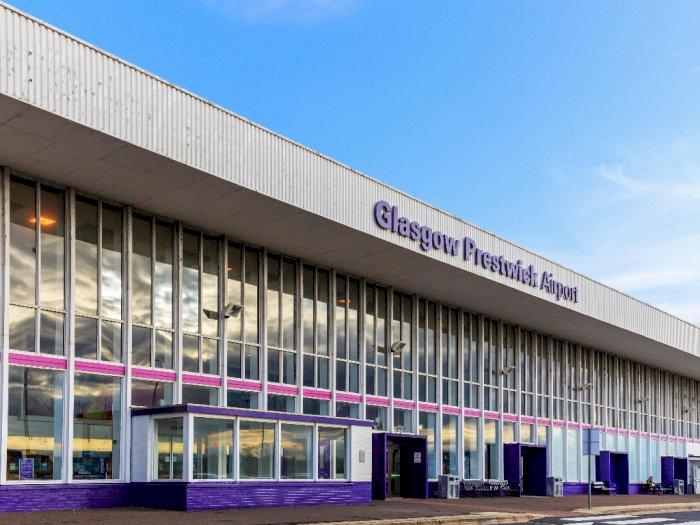 Bandara di Skotlandia Diusulkan Ganti Nama Jadi Joe Biden International Airport