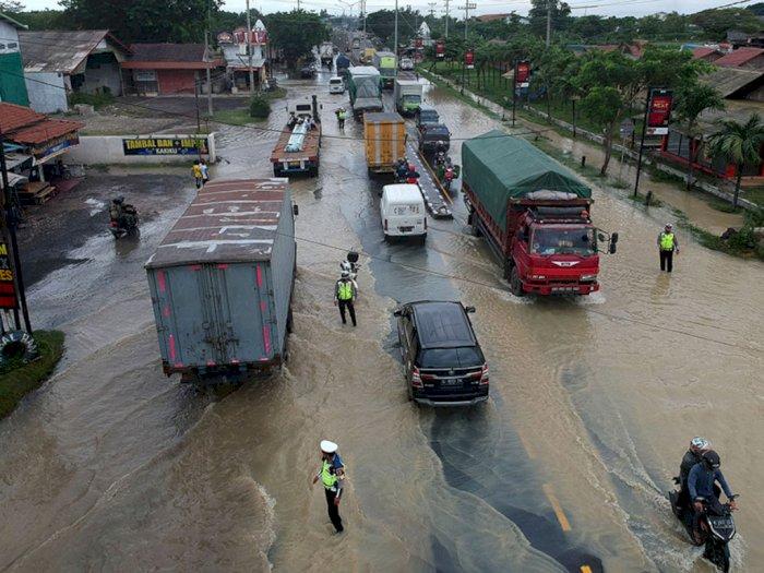BMKG Keluarkan Peringatan Dini Terkait Cuaca di Jabodetabek, Berikut Daftar Wilayahnya!