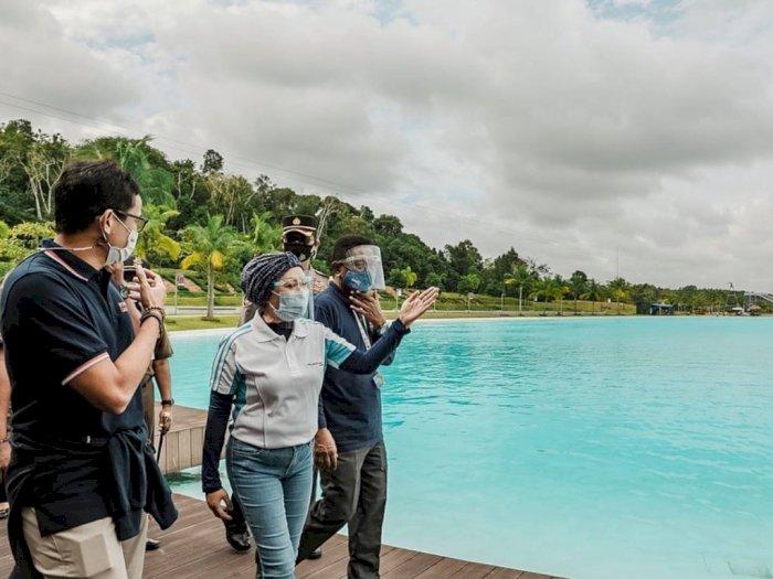 Sandiaga Uno Tinjau Travel Bubble di Bintan, Berharap Dapat Buka 5 Ribu Lapangan Pekerjaan