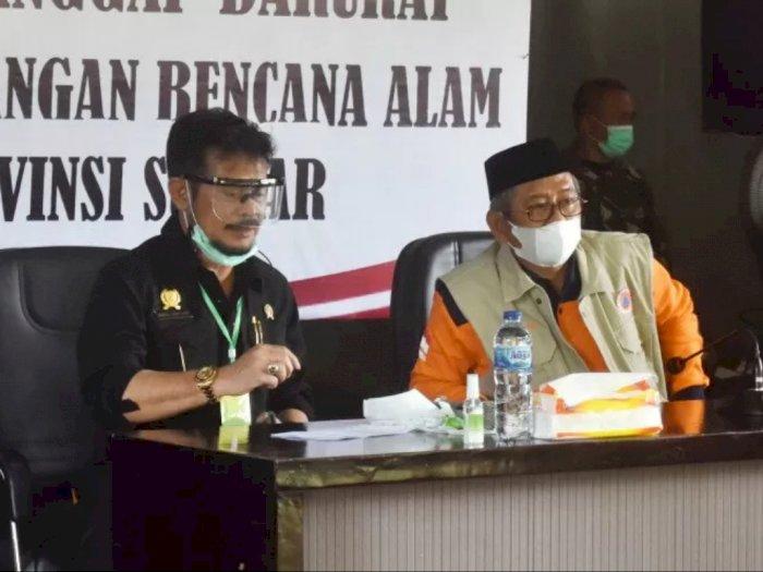 Minta Pengungsi Gempa Pulang, Gubernur Sulbar: Jangan Terlalu Senang Dikasih Bantuan