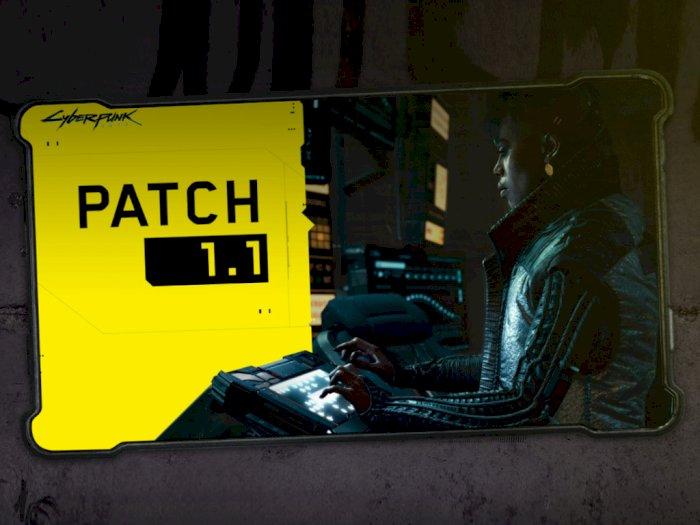 Update Patch 1.1 Cyberpunk 2077 Dirilis, Hadirkan Banyak Perbaikan Baru!