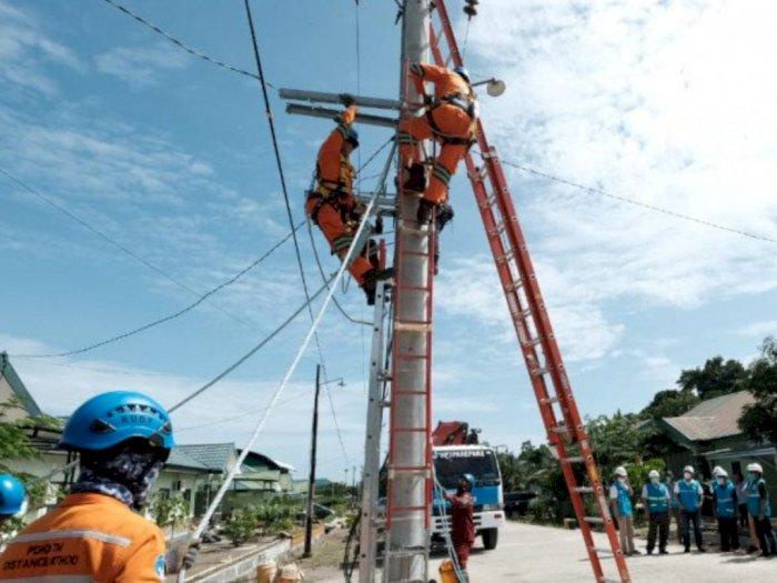 Hore, Untuk Ringankan Dampak Gempa Bumi di Sulbar, PLN Berikan Sambungan Listrik Gratis