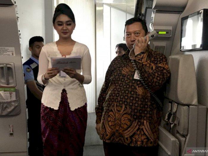 Dirut Batik Air Achmad Luthfie Meninggal Dunia