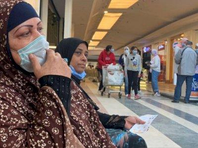 Mesir Mulai Lakukan Vaksinasi Covid-19